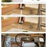 DIY Kitchen Faucet Upgrade