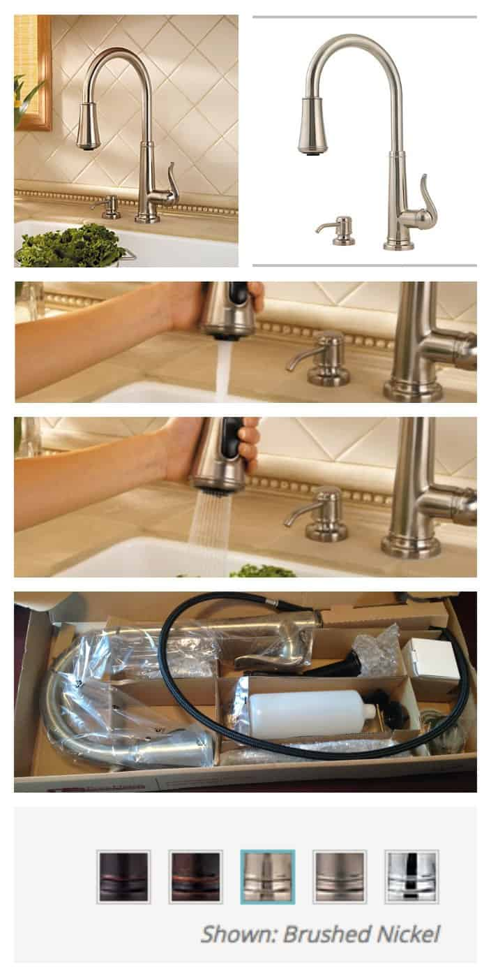 Pfister Faucet Upgrade