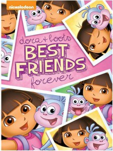Dora and Boots Best Friends Forever DVD