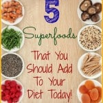 5 Super Foods to Eat