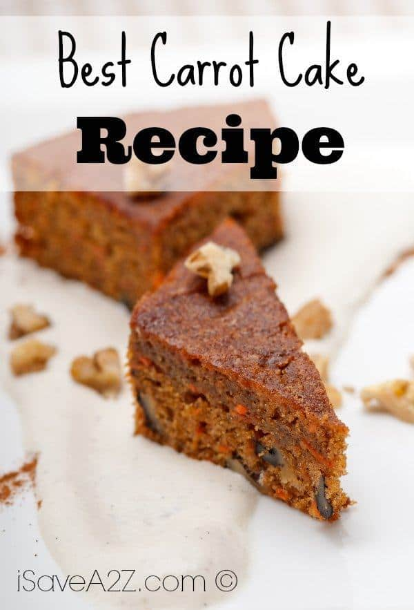 Best Gluten Free Carrot Cakes