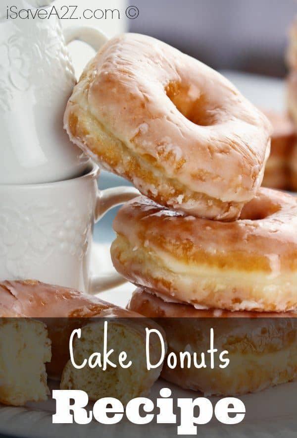 Cake Donuts Recipe Isavea2z Com