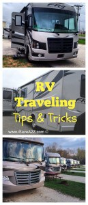 RV traveling for beginners