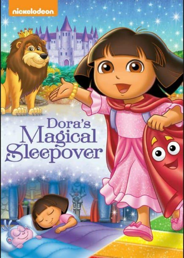 Dora S Magical Sleepover Dvd Review Available June 24