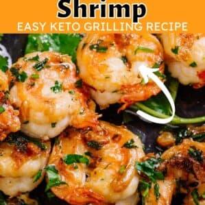 Best Grilled Marinated Shrimp Recipe