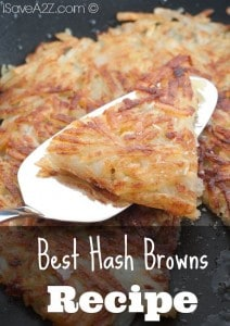 Best Hash Browns