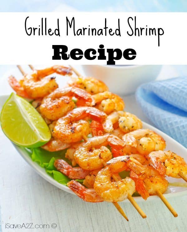 Grilled Marinated Shrimp Isavea2z Com
