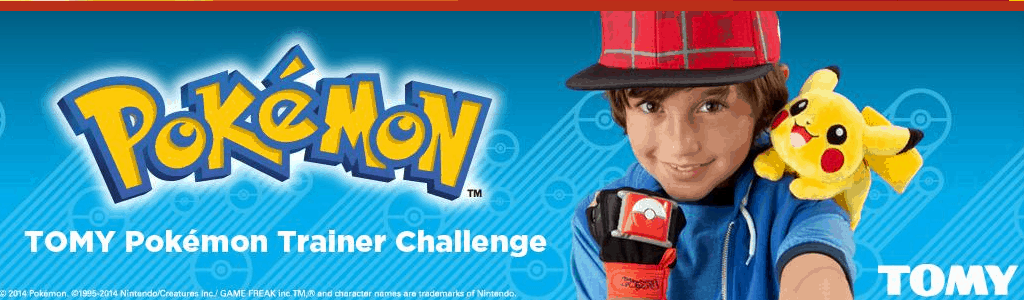Pokemon Trainer Challenge at Six Flags