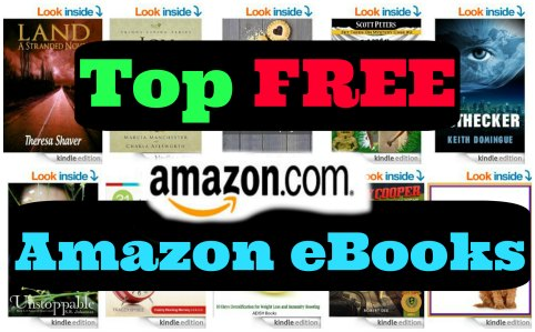 Top FREE Amazon eBooks for today