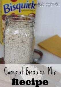 Copycat Bisquick Mix