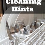 Helpful Dishwasher Cleaning Hints