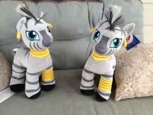 New My Little Pony Stuffed Animals at Build-A-Bear + a Giveaway!