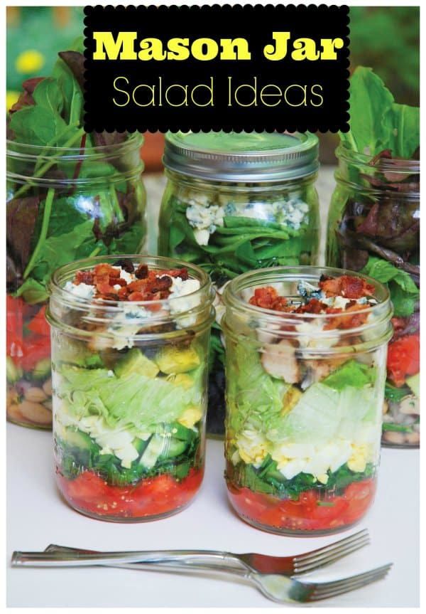 Mason Jar Salad Ideas Isavea2z Com