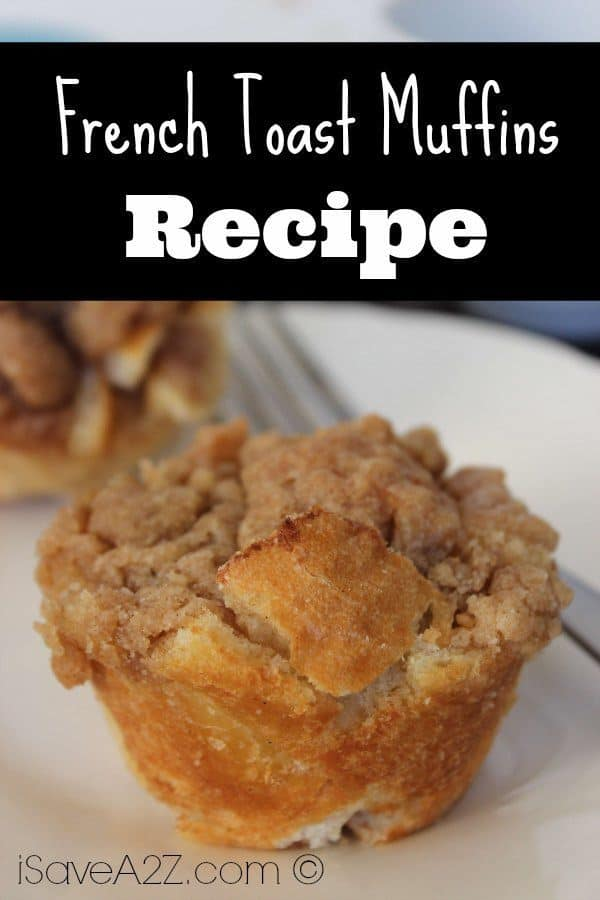 French_Toast_Muffins