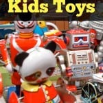 7 Tips For Organizing Kids Toys