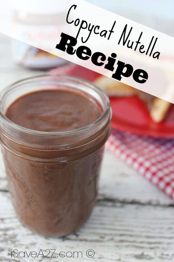 Recipe for small nutella pouches — pic 4