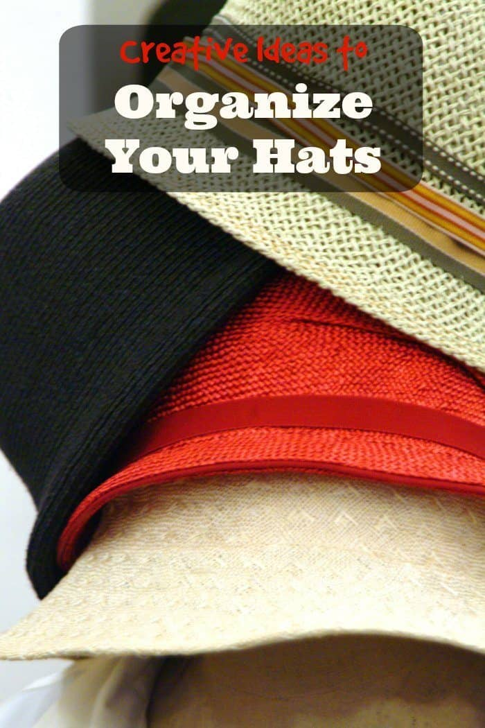 Creative Ideas To Organize Your Hats Isavea2z Com