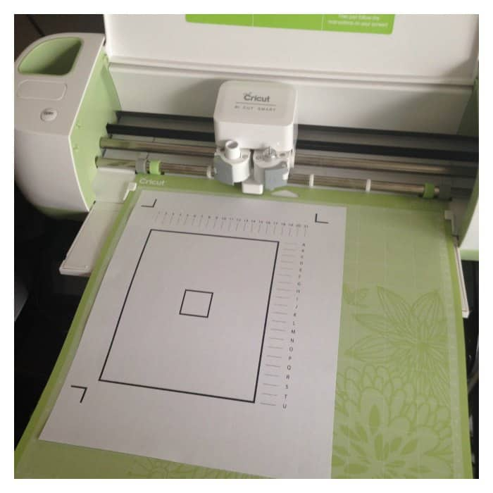 Cricut machine start