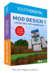 Minecraft Mod Class online