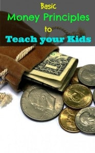 Basic Debt Payoff Principles to Teach Your Kids