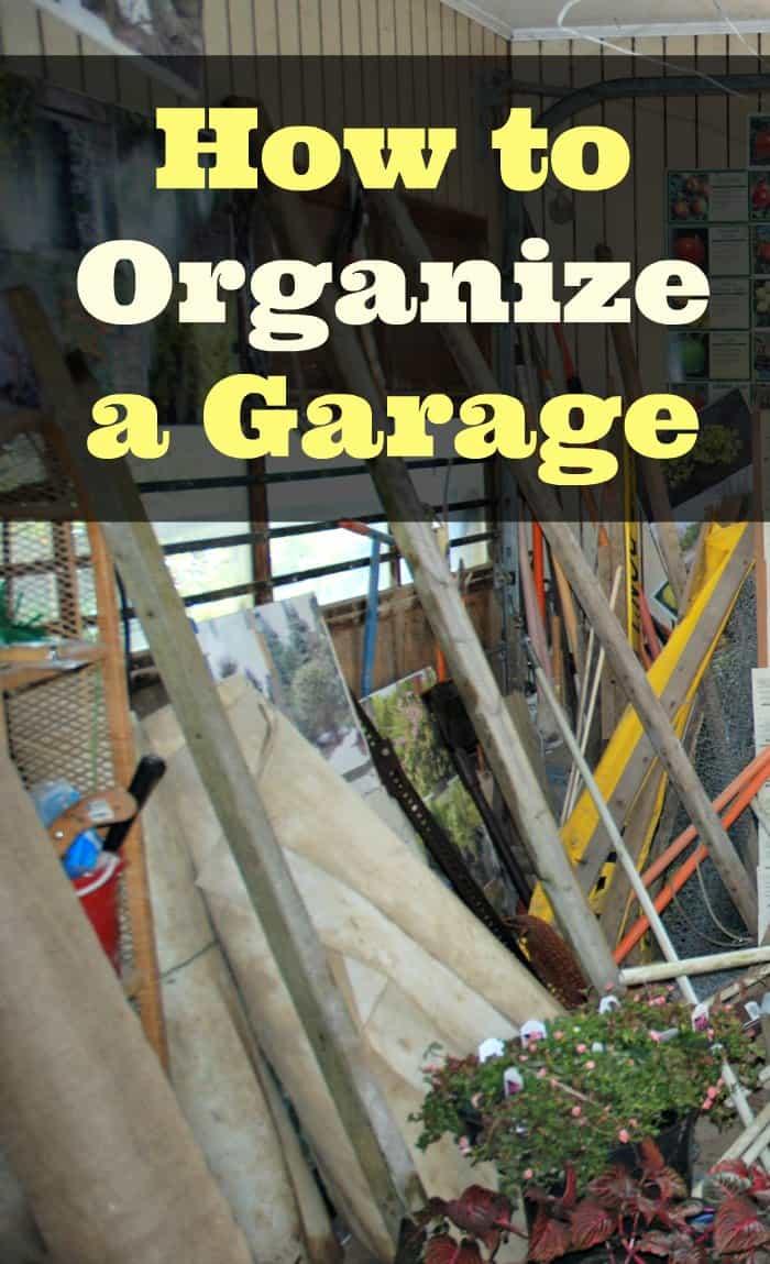 How To Organize A Garage Isavea2z Com