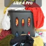 How to Organize Laundry Day Like A Pro