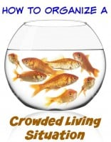 How to Organize a Crowded Living Situation
