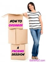 How  to Organize a Packing Session