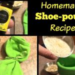 Homemade Shoe-pourri Recipe