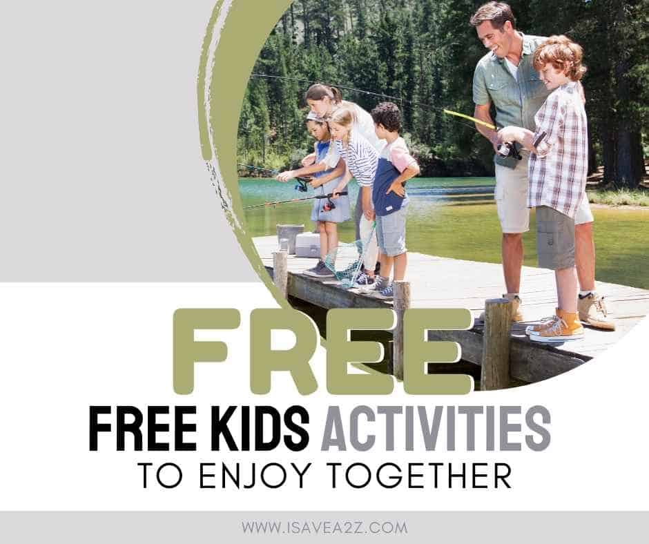 Free Kids Activities to Enjoy Together