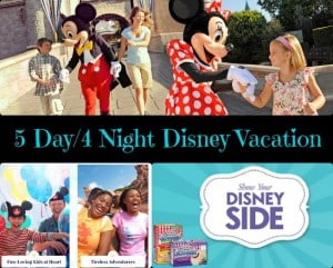 Smucker's Uncrustables presents a Disney Resort Vacation Giveaway