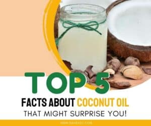 Five Facts About Coconut Oil That Might Surprise You