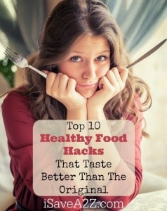 Top 10 Healthy Food Hacks That Taste Better Than The Original