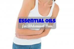 Essential Oils for Abdominal Pain