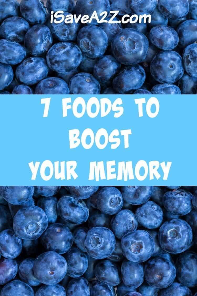7 Foods To Boost Your Memory Isavea2z Com