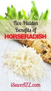 Five Hidden Benefits of Horseradish