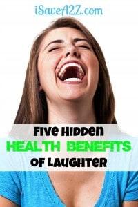 Five Hidden Health Benefits of Laughter