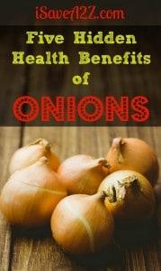 Five Hidden Health Benefits of Onions