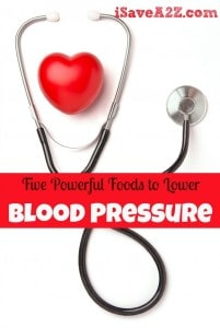 Five Powerful Foods to Lower Blood Pressure