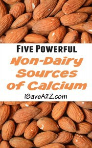 Five Powerful Non-Dairy Sources of Calcium