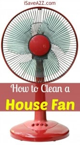 How to Clean a House Fan