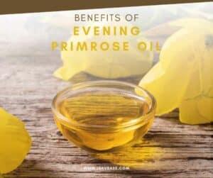 Benefits of Evening Primrose Oil