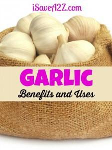 Garlic Benefits and Uses