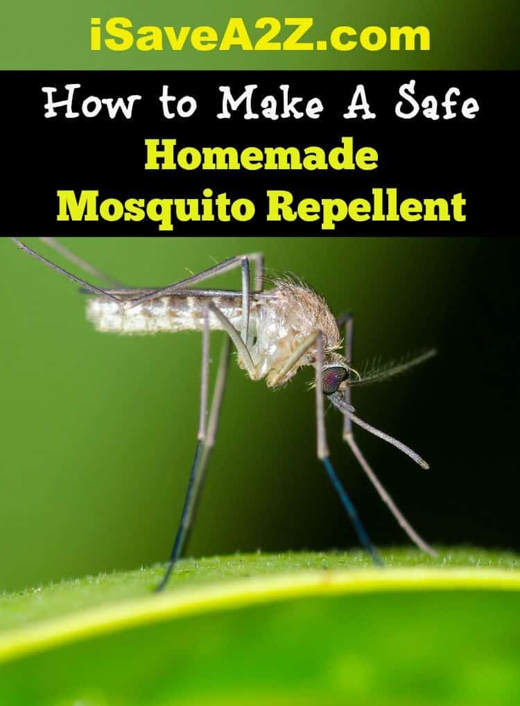 How To Make A Safe Homemade Mosquito Repellent Isavea2z Com