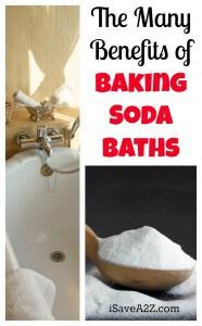 The Many Benefits of Baking Soda Baths