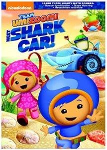 Team Umizoomi: Meet Shark Car! Out Today!