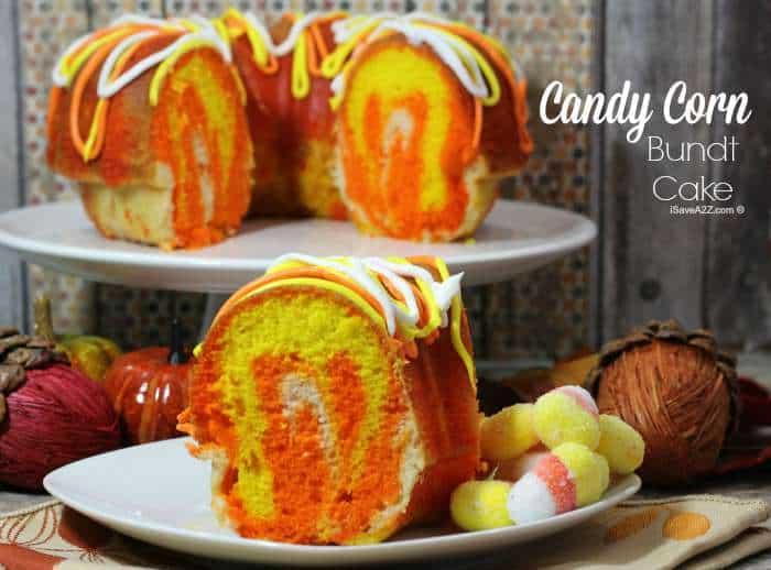 Corn Bundt Cake