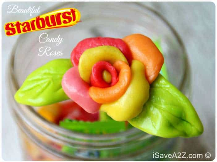 Edible Starburst Candy Roses Isavea2z Com
