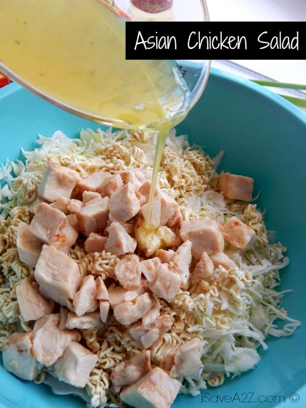 Check out our great recipe for our Asian Chicken Salad! If you're looking for a nice and healthy recipe for you to try out, then this is perfect for you!