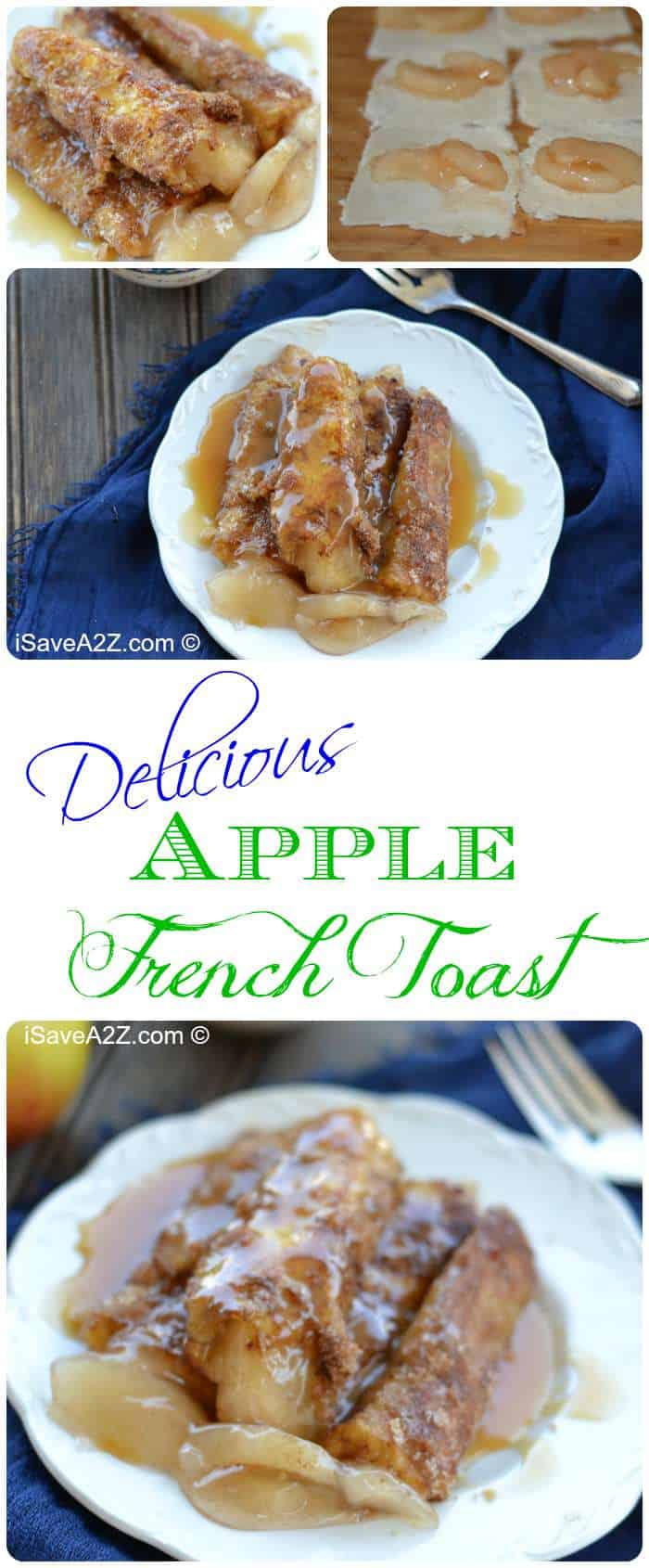 Delicious Apple Stuffed French Toast Recipe